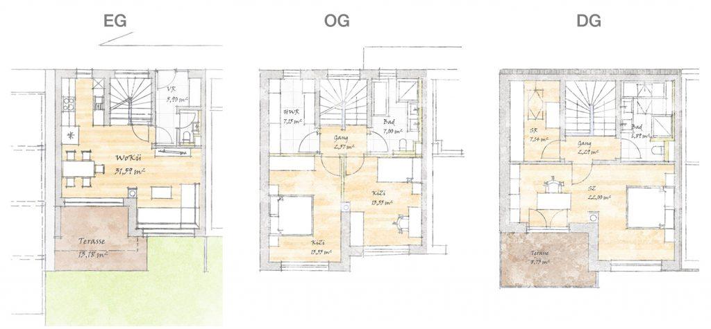 Haus 11 | Typ B