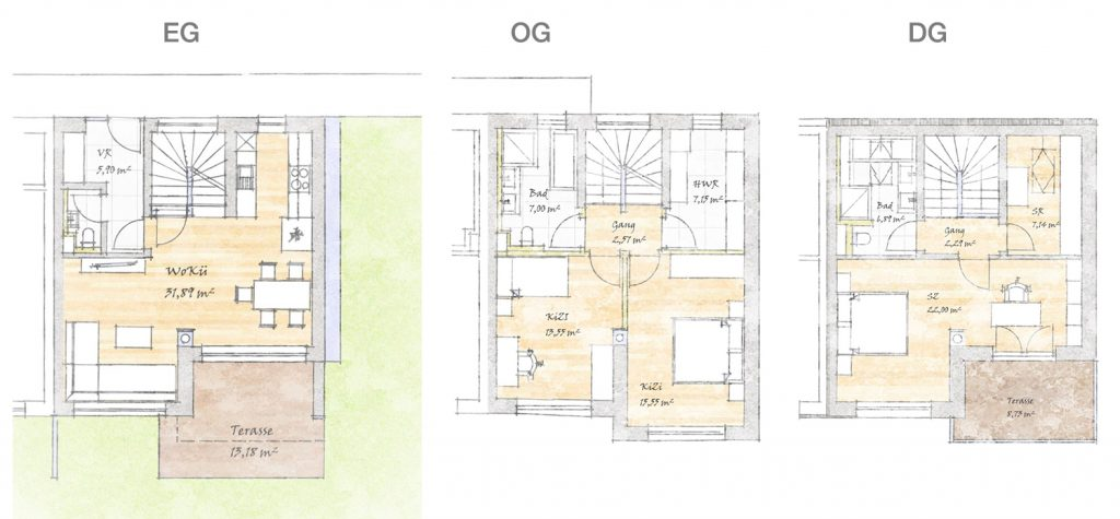 Haus 8 | Typ B